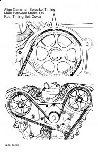 2004 Dodge Intrepid Timing Marks Engine Mechanical