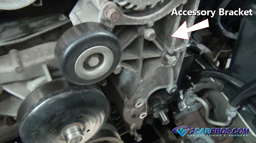2001 Chevy Tahoe Idle Air Control Valve