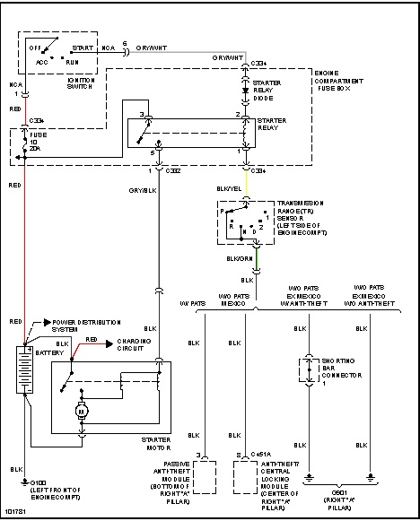 Battery Alternator Wiring Diagram