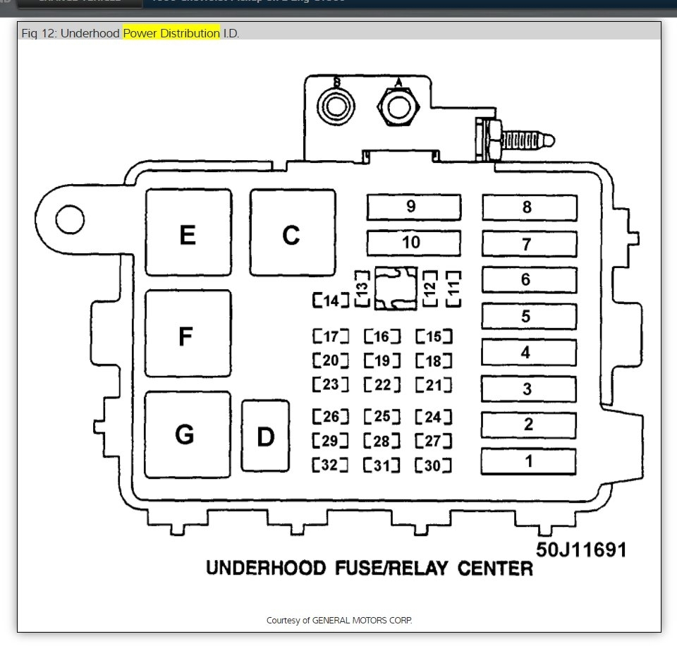WRG7489  2004    Chevy    2500    Fuse       Box       Diagram