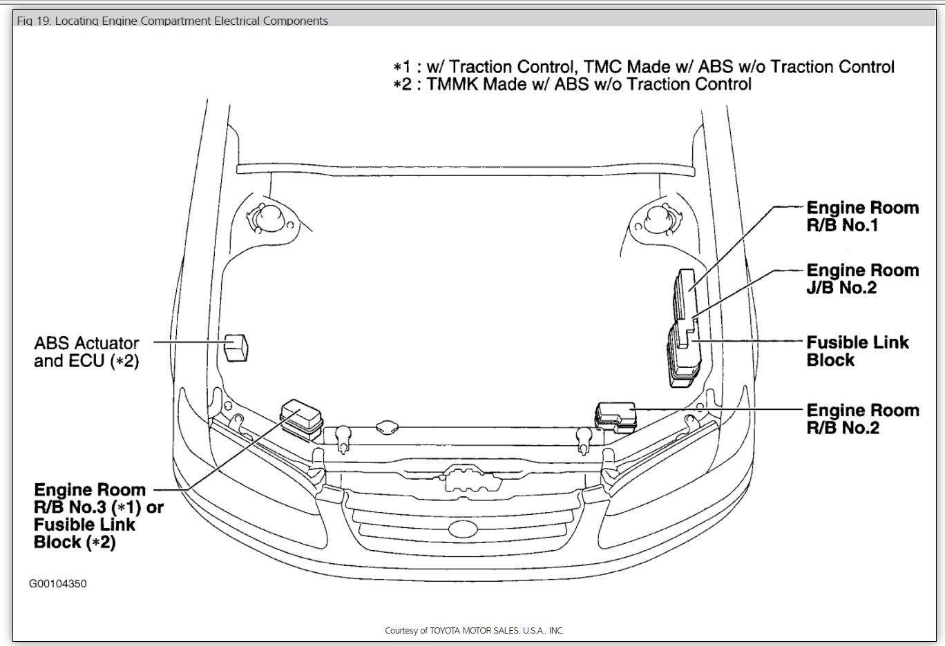 1996 Toyota 4runner Parts Diagrams Online 1997 Engine