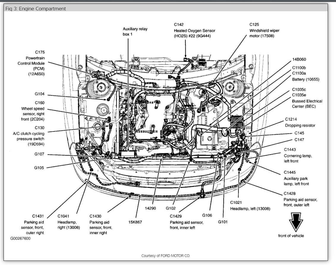 Ford Freestyle O2 Sensor Wiring Wiring Diagram Bare Resource F Bare Resource F Led Illumina It