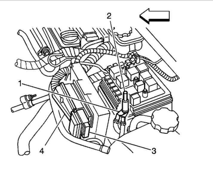 Cobalt Camshaft Position Sensor Location