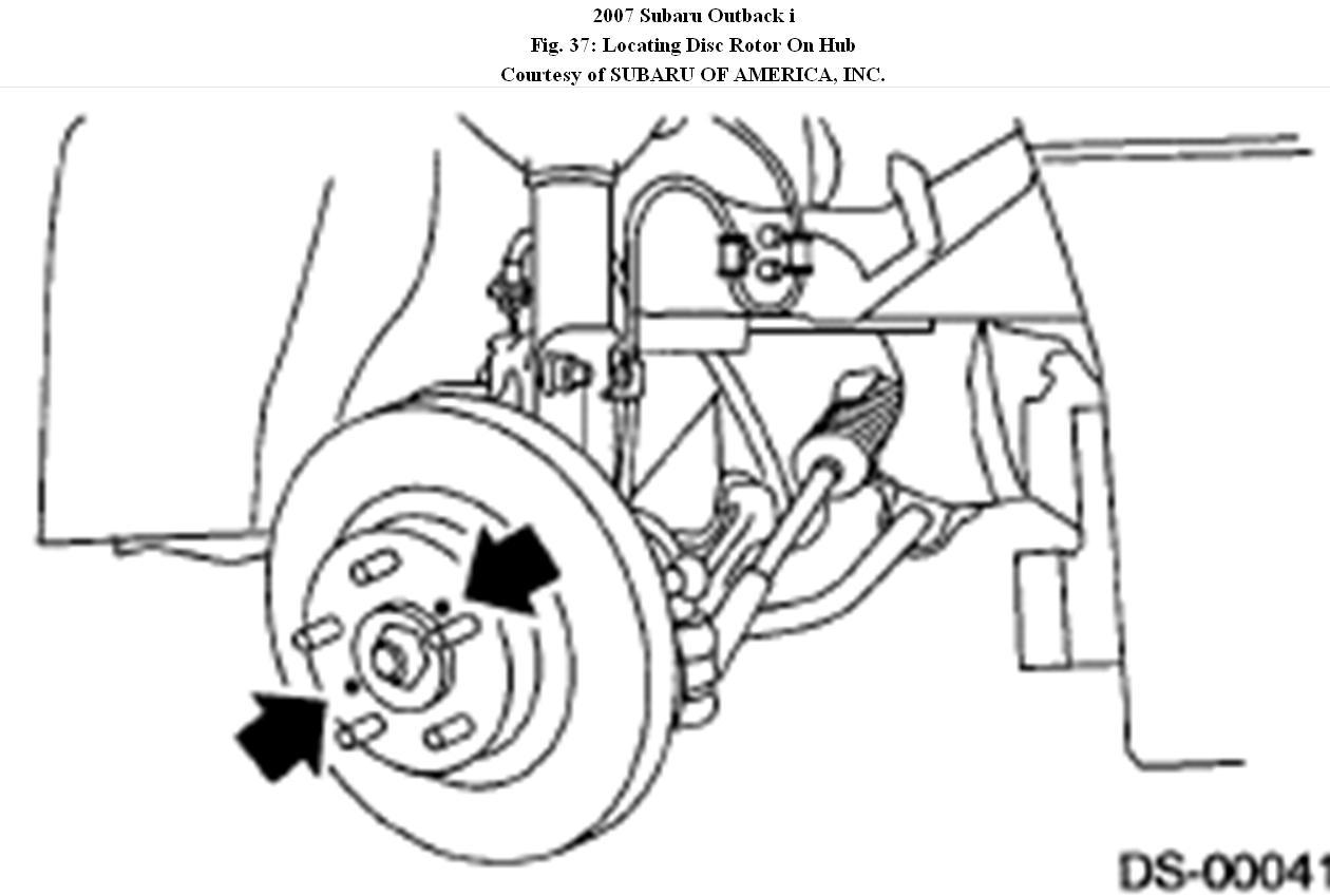 2009 Subaru Tribeca Engine Diagram