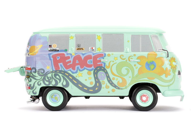 Jada Toys Fillmore Volkswagen Bus Disney Pixar Cars Price  19 99 MSRP  22 99