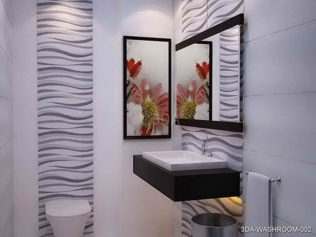 3da Best Washroom Interior Decorators In Delhi And Best