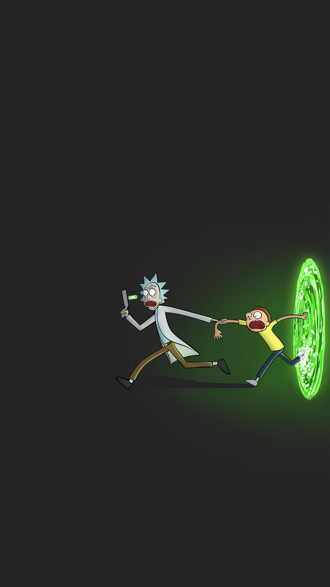 Rick and Morty Wallpaper for iPhone X  8  7  6   Free Download on     iPhone wallpaper rick and morty1 Rick and Morty
