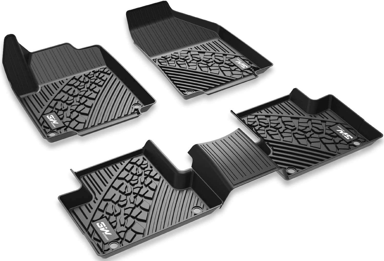 Floor Mats For Jeep Grand Cherokee Heavy Duty Protection Custom Fit Liners All