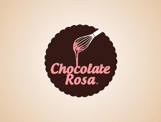 Chocolate Rosa 174 Logo Design 48hourslogo Com