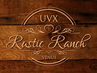 Uvx Rustic Ranch Venue Logo Design 48hourslogo Com