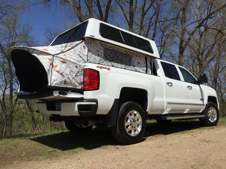 Topperezlift Gallery A R E Truck Caps And Tonneau Covers