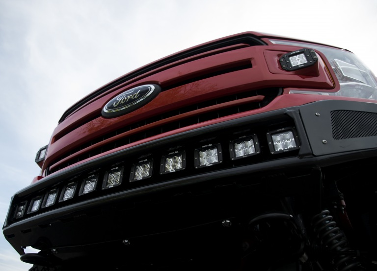 Flush Mount Led Light Bar