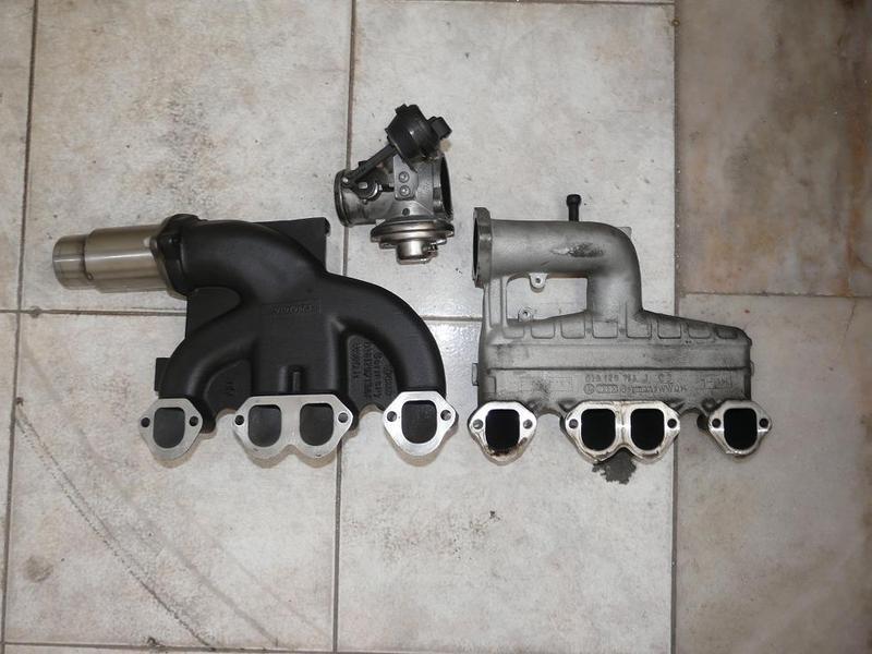 Manifold Intake Ford Fe