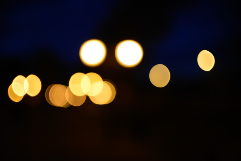 Out Focus Lights