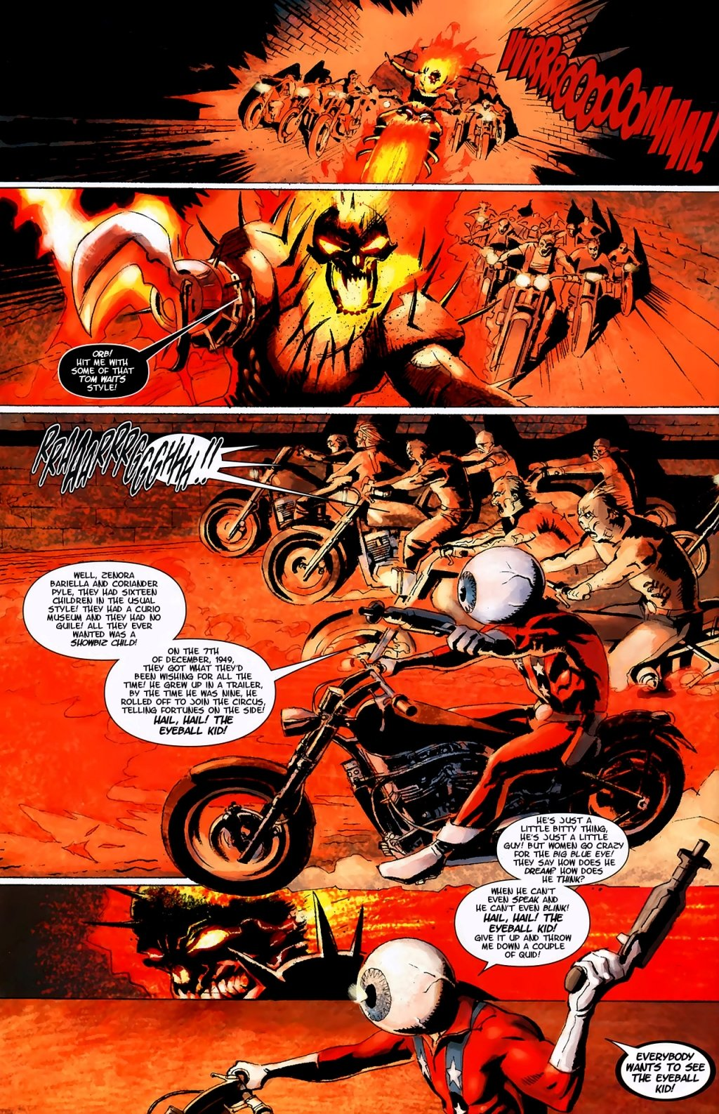 Vs Ghost Green And Ghost Rider Red Rider Rider Fire Fire Blue Fire Ghost