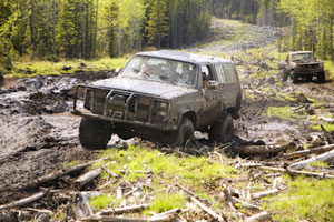 Cleaning Your 4x4 After Mudding 4x4review Off Road Magazine