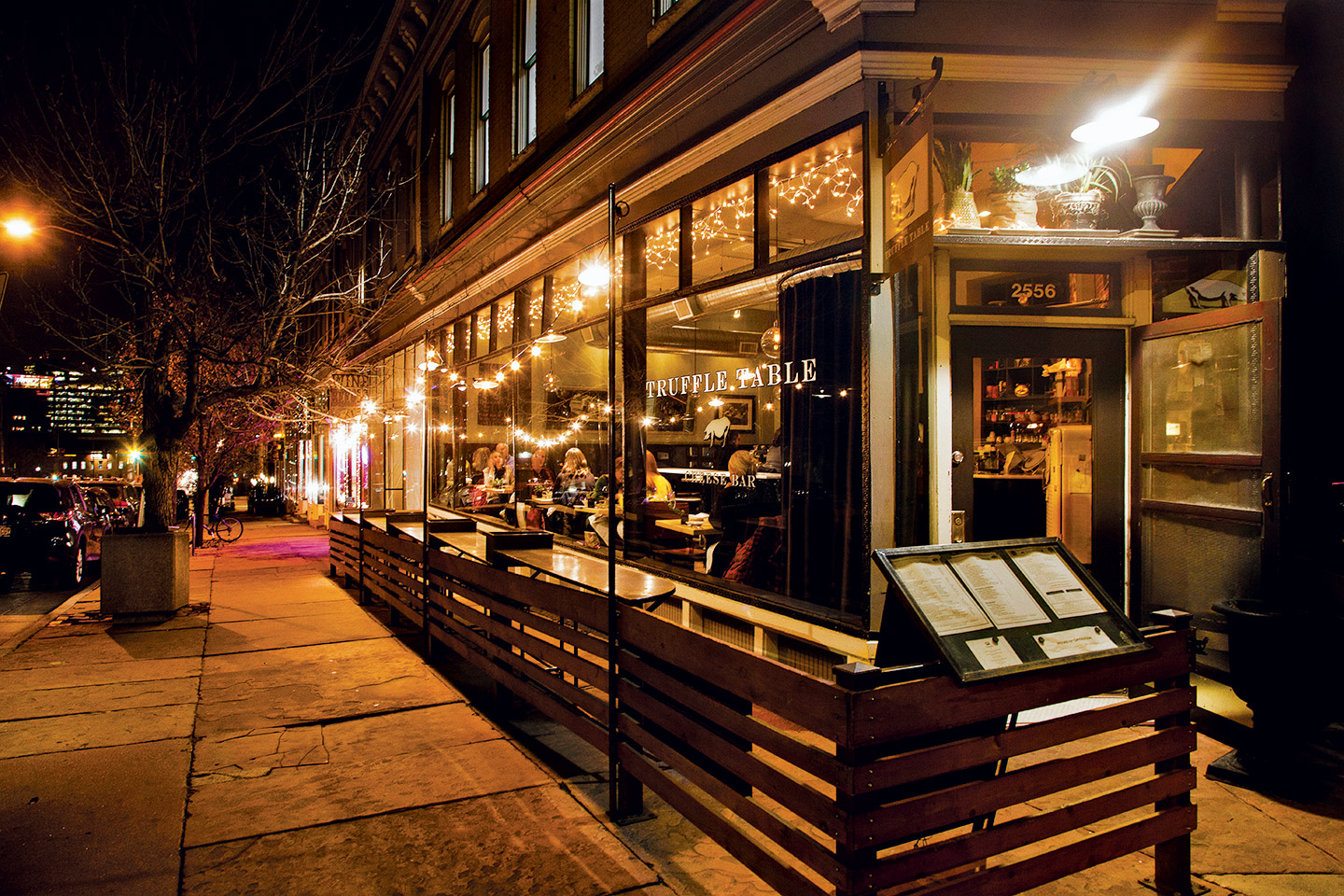 Downtown Denver Restaurants 5280