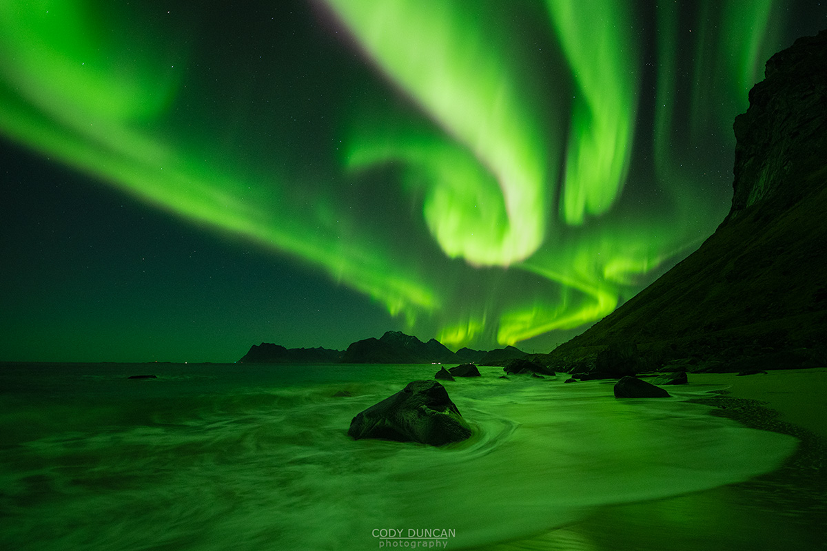 Northern Lights Forecast Norway Lofoten