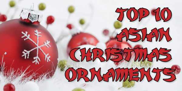 Science Based Christmas Ornaments