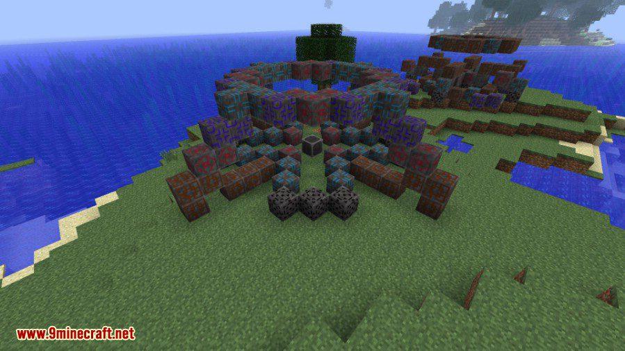 Mod Minecraft Gathering Magic