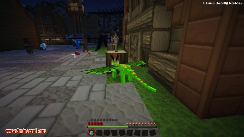 Mods 2 Minecraft 1 Mount Dragon 3