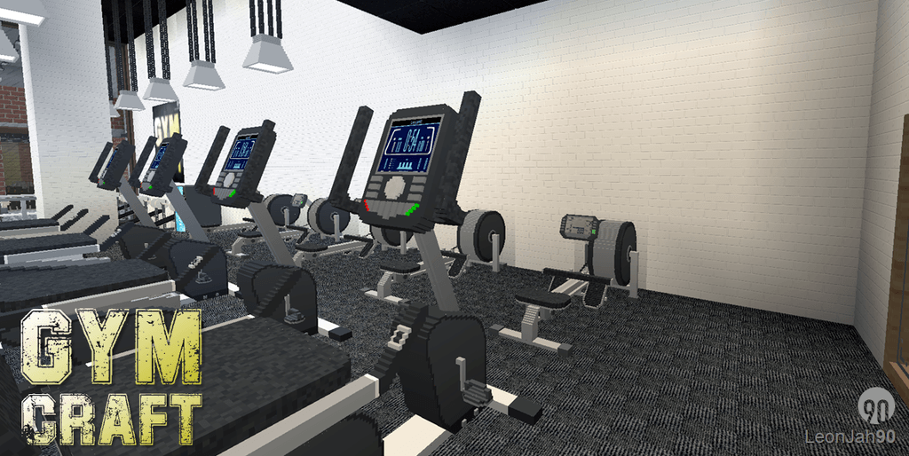 Gymcraft Mod 1 12 2 Perfect Fitness Center 9minecraft Net