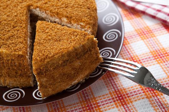 Masterclass: Cake Medovik thuis