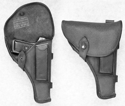 Pistols Flap Holsters