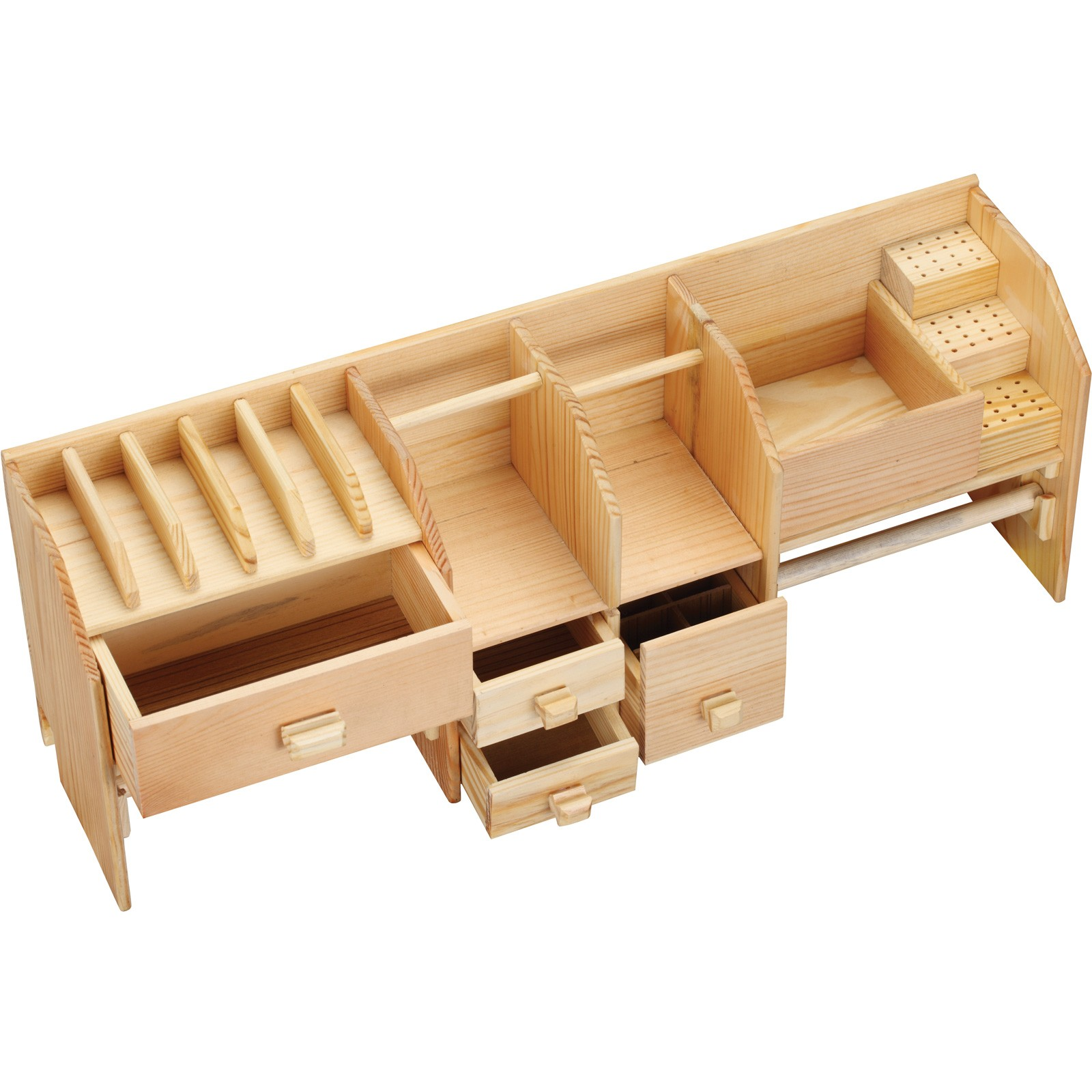 A Amp A Jewelry Supply Mini Bench Top Tool Organizer
