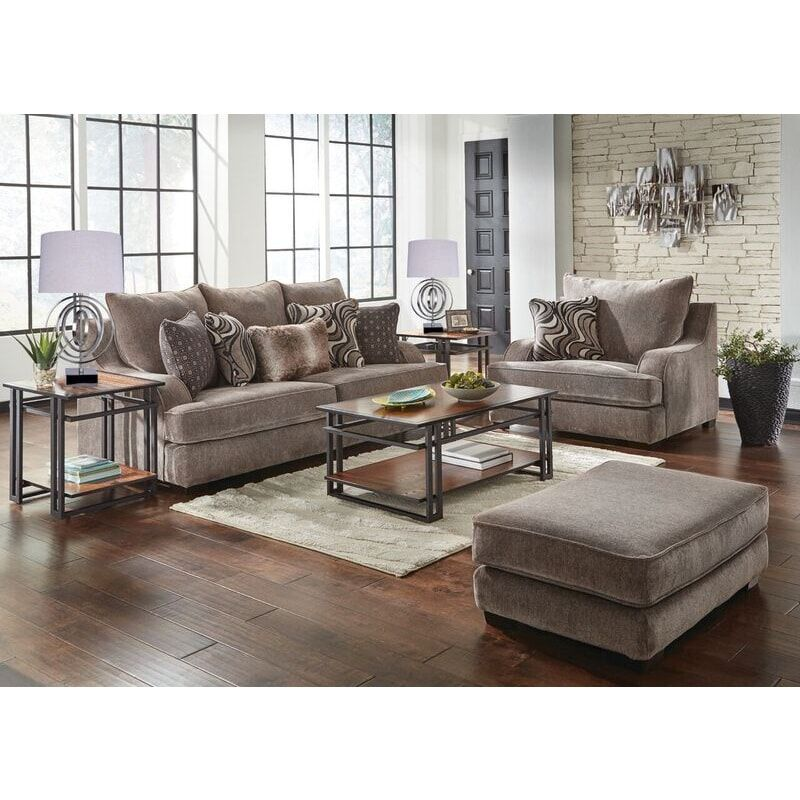 Three Piece Living Room Furniture Sets
