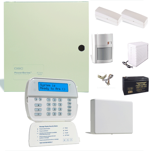 Securityman Security System Wireless