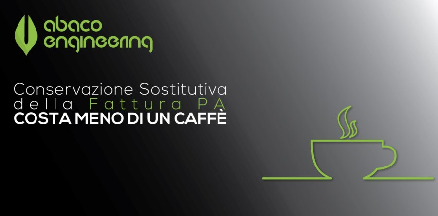 Conservazione Sostitutiva in Outsourcing I Abaco Engineering