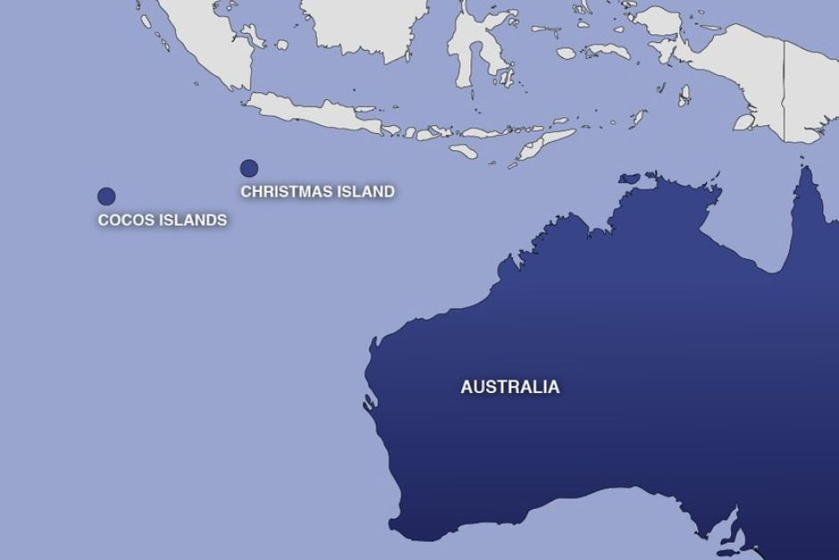 a map in Australia s List