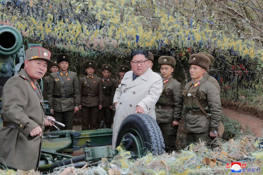 North Korea May Deploy Super Large Rocket Launcher Soon