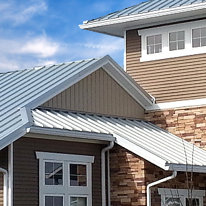 Metal Roof   Wall Accessories   ABC Standing Seam Roof Accessories