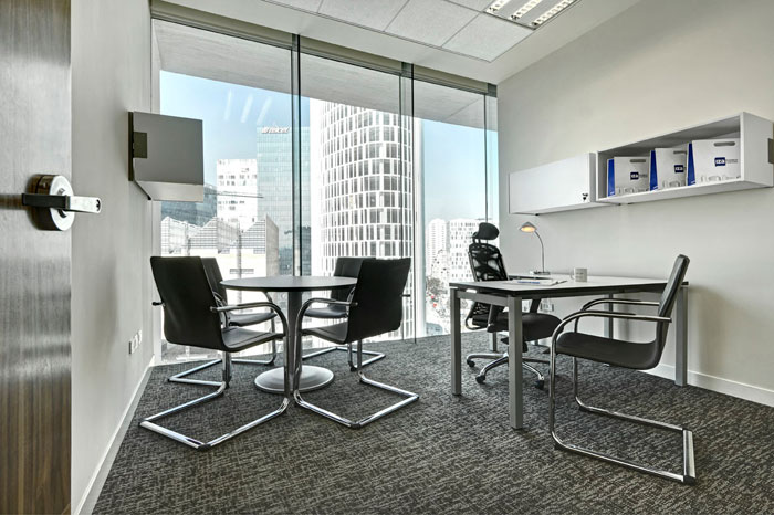 Dallas Corporate Office Furniture