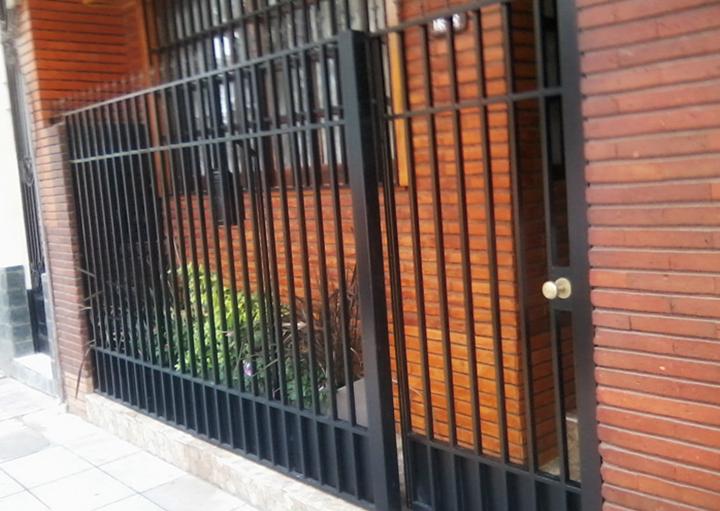 Puertas Y Rejas De Hierro Aberturas San Juan