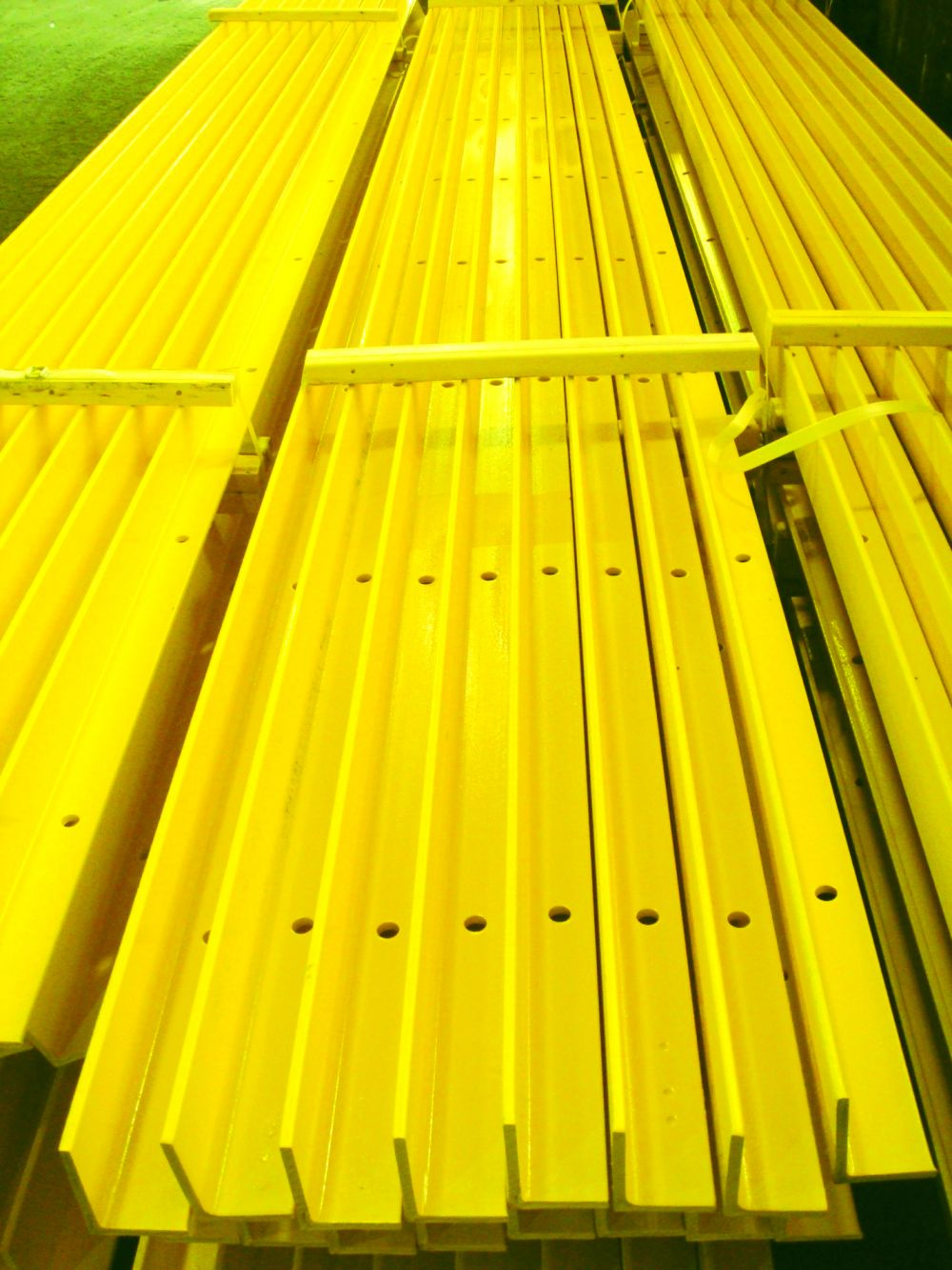 Anderson Building Materials Cantilever Racking