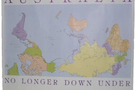 Australia world map upside down 4k pictures 4k pictures full hq australia upside down world map buy wall with australian of the download map world australia major tourist attractions maps for australian of i find this gumiabroncs Gallery