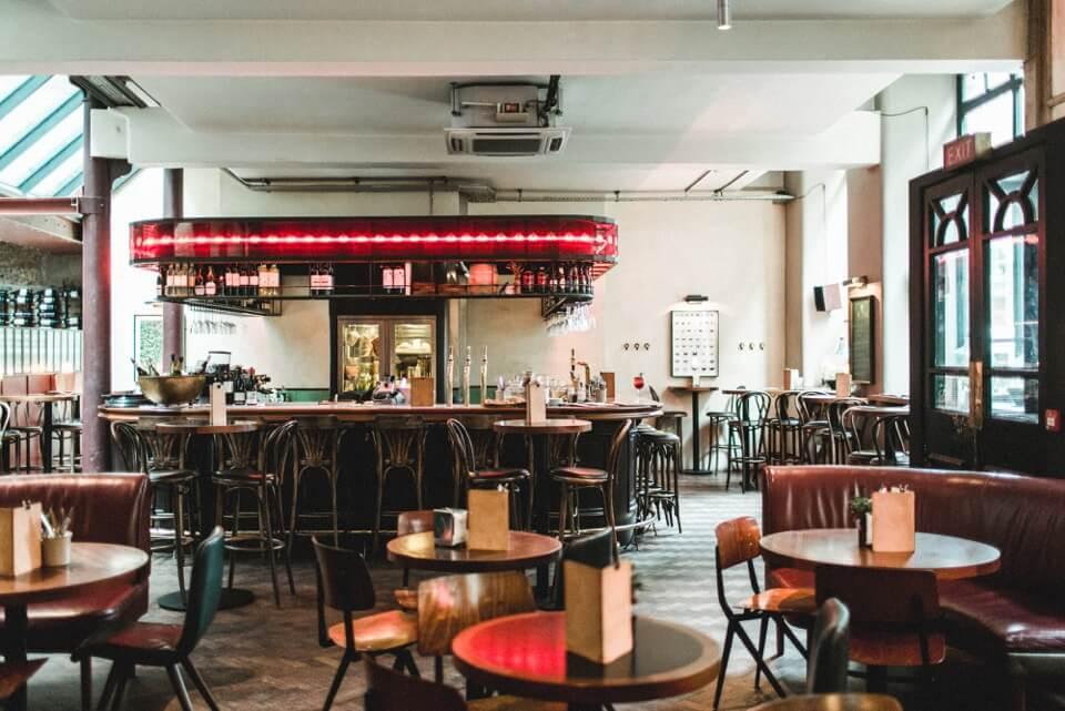 Places Eat North London