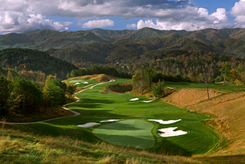 Wears Valley Golf   Pigeon Forge Golf   Gatlinburg Golf   Cherokee     golf course