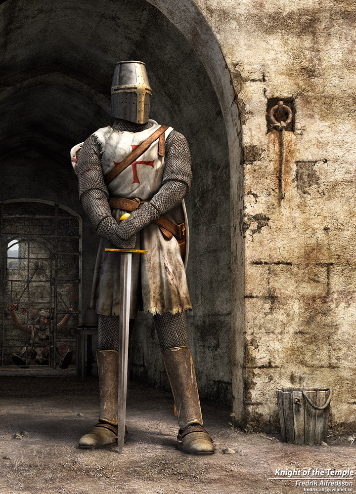 Knights Protecting Women