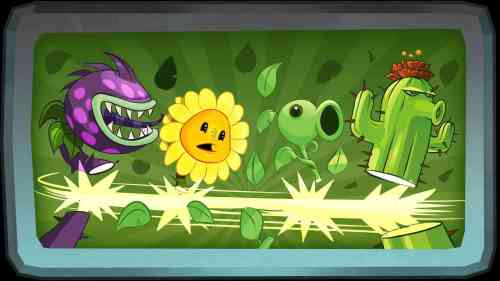 Plants Zombies All Vs Stars
