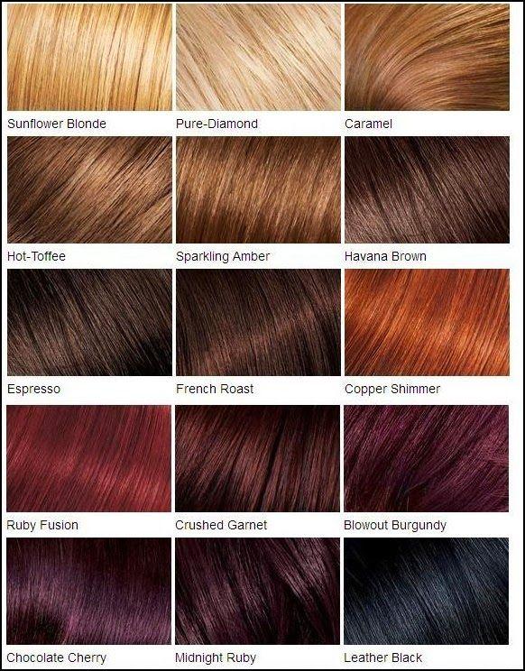 Olia Light Brown Hair Dye