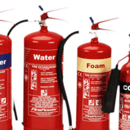 Disposal Process for Used, Expired Fire Extinguishers