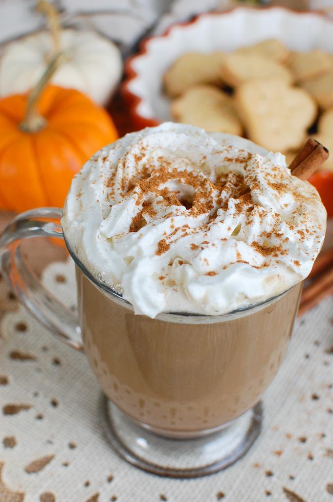 Pumpkin Spice Latte A Cedar Spoon