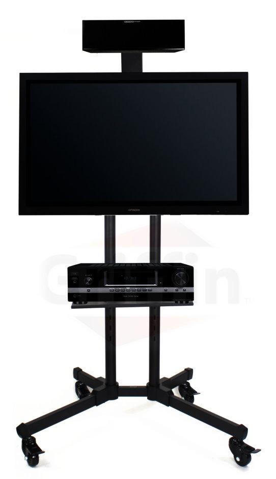 Television Cart Wheels