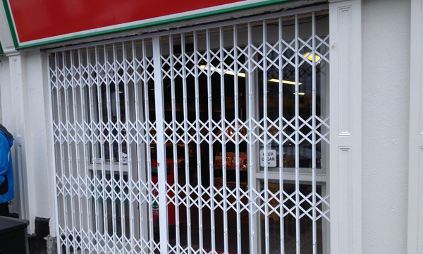 Security Grilles For Doors And Windows