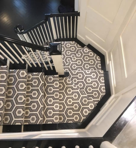 Carpet Runners And Stair Runners In Raleigh Ace Rug Cleaning   Custom Stair Runners Near Me   Flooring   Basement Stairs   Staircase Makeover   Animal Print   Staircase Remodel