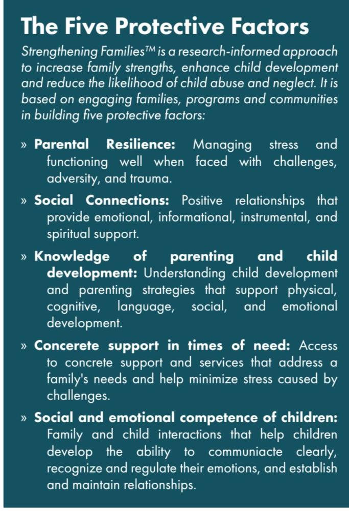 Beyond Trauma Building Resilience To Aces Brochure